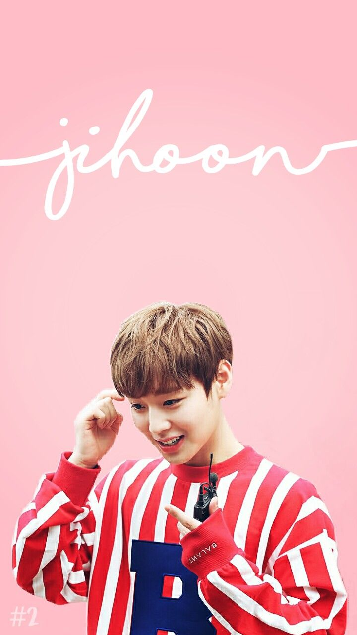 Park jihoon | #2 | Wanna-one