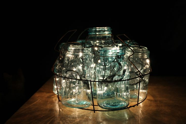Canning Jar String Lights : 17 Best images about Canning rack chandiier on Pinterest