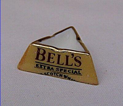 ASHT Bell's Bell's Whiskey- Pub Ashtray