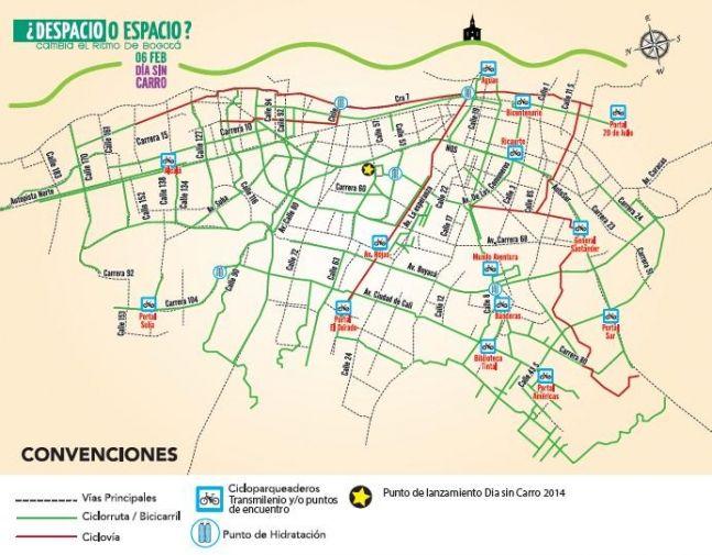 Bogotá le apuesta a la movilidad sostenible y a los modos alternativos de transporte - Secretaría de Movilidad de Bogotá