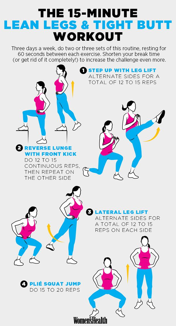 The Best 15-Minute Workouts For 2015  Health  Fitness -2820