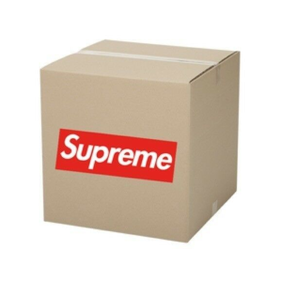 Hype Beast Supreme Box 100 Legit Shirt Stickers And Accessories