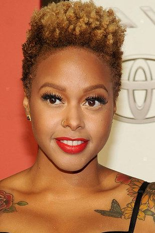 Chrisette Michele | 17 Insanely Gorgeous Women Who Make Us Want To Shave Our Heads