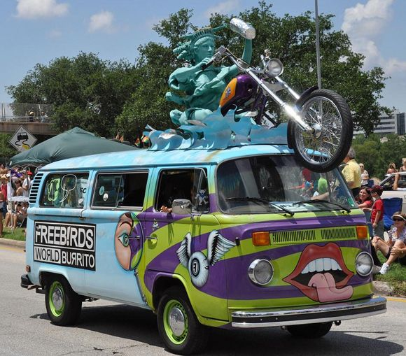 17 Best Images About Houston Art Car Parade On Pinterest