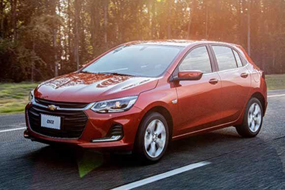 Conheca Os Dados Tecnicos Do Chevrolet Onix 1 0 Turbo Aut 2020