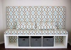 Best 25 Bench Seat With Storage Ideas On Pinterest  Storage Captivating Dining Room Storage Bench Inspiration Design
