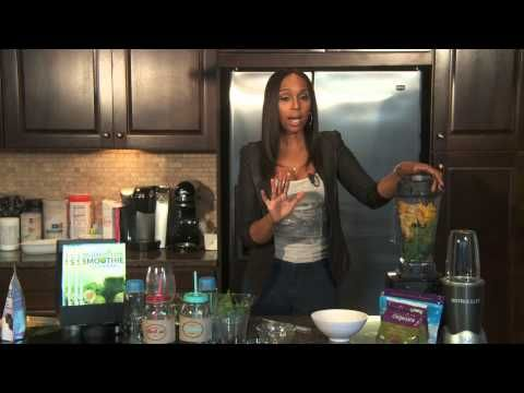Tips for Blending Green Smoothies! - YouTube