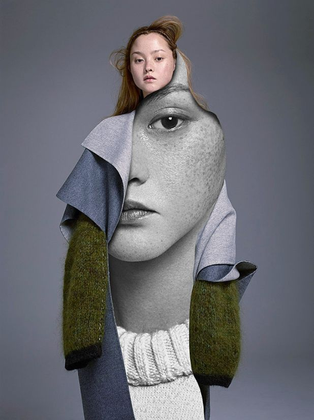 Collages by Pablo Thecuadro   http://inagblog.com/2015/12/pablo-thecuadro/   #collage #art #photography