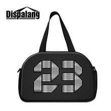 Dispalang women's travel bag personalized customized duffel bags with independent shoes unit men's luggage shoulder bags retail //FREE Shipping Worldwide //