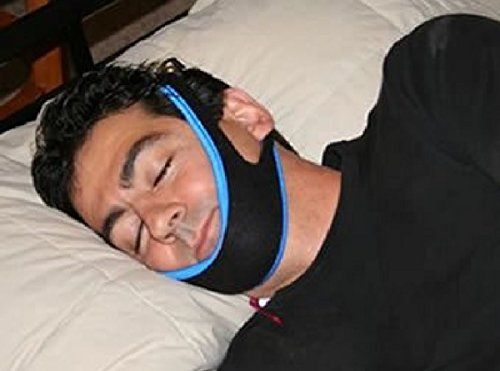 My #Snoring Solution Anti Snoring Jaw Strap W Free Sleep Program. Stop Snoring No Sleep Apnea Masks
