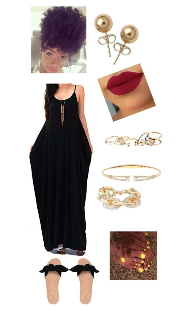 Untitled #195 by beauti4ever on Polyvore featuring polyvore, fashion, style, Bill Blass, Bling Jewelry, Nadri, GUESS and clothing