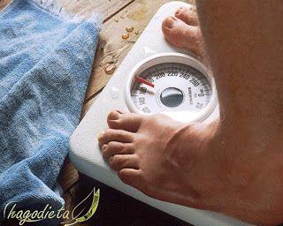 Tips para bajar de peso sin dieta para hombres