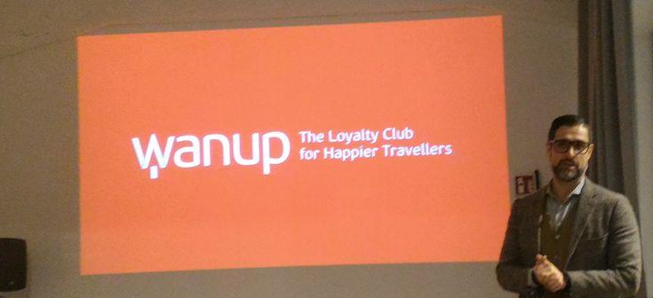"""Stiamo parlando di Wanup, startup spagnola fondata da Guillermo Vallet, che si propone come """"club di fedeltà"""" per hotel indipendenti, boutique hotel e piccole catene."""