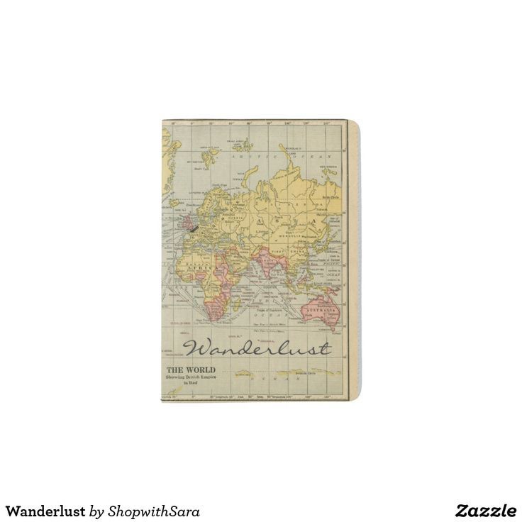 PASSPORT HOLDER. . .Wanderlust !! . . . For LOTS MORE World Map Passports see my board . . . . . . or for EVEN MORE - Click Visit to find the whole collection.