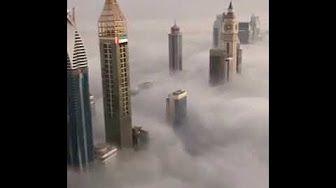 Impresionantes imágenes de los rascacielos de Dubái