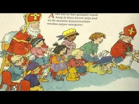 ▶ Boekje Open Het Sinterklaasboek - YouTube