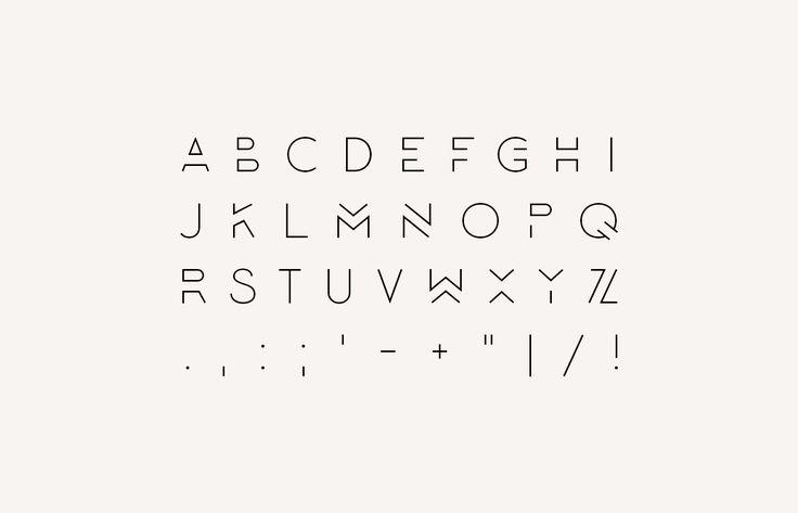 Lombok typeface on Behance