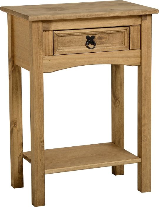 sales@spt-furniture.com Corona 1 drawer console table