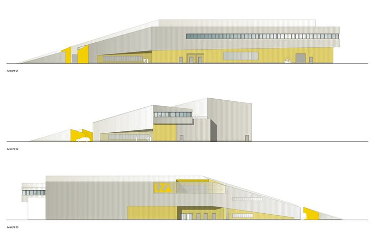 North Laser Center,elevation
