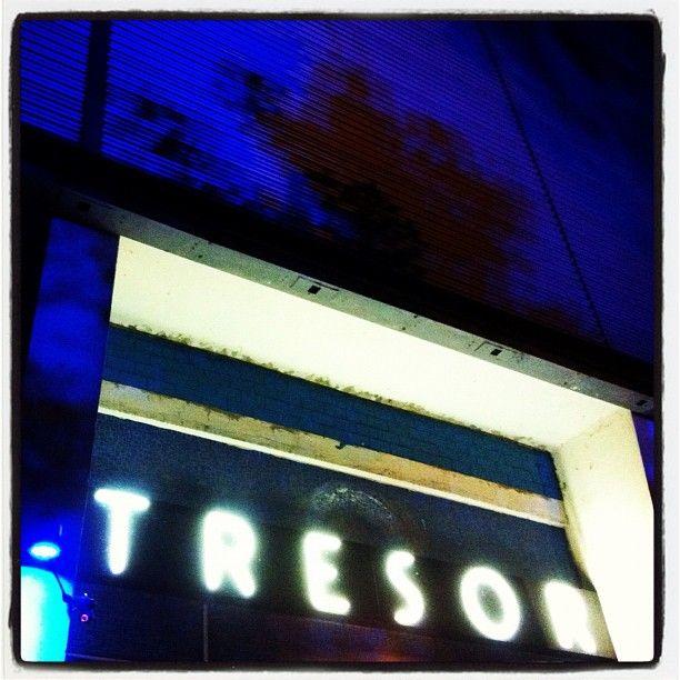 Tresor Club in Berlin, Berlin