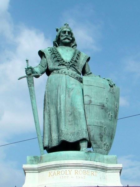 I. Károly (Károly Róbert), Anjou-házi magyar király (uralkodása: 1308–1342 Leányágon V. István dédunokája, az Anjou-ház magyarországi ágának megalapítója)