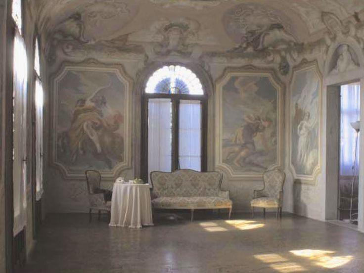 VENEZIA - Riviera del Brenta - Magnifica porzione di Residenza patrizia con sala affrescata. Agenzia Favero immobiliare