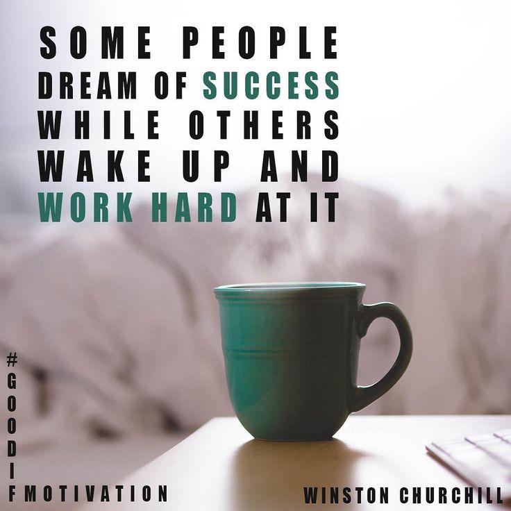 Do you hate Mondays? We don't, it's another day to work for your success!   Néhány ember a sikerről álmodik, míg mások felkelnek és keményen dolgoznak érte. - #goodifmotivation #motivation #inspiration #work #hardworking #business #entrepreneur #success #successful #passion #goal #goals #quote #quotes #motiváció #inspiráció #munka #siker #vallalkozz #vallalkozas #hungary #hungarian #idezet #idezetek #motivacio #instahun #mik #instakozosseg #churchill #monday