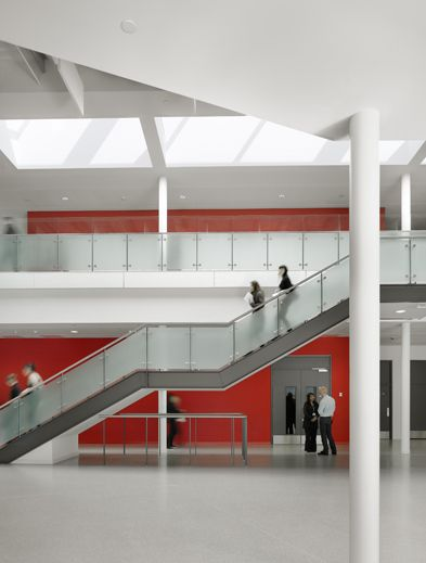Birmingham Ormiston Academy · Project · Nicholas Hare Architects