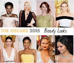 Beautifully Smart: GLOSSY FINDS: Beauty Looks from The Oscars 2015