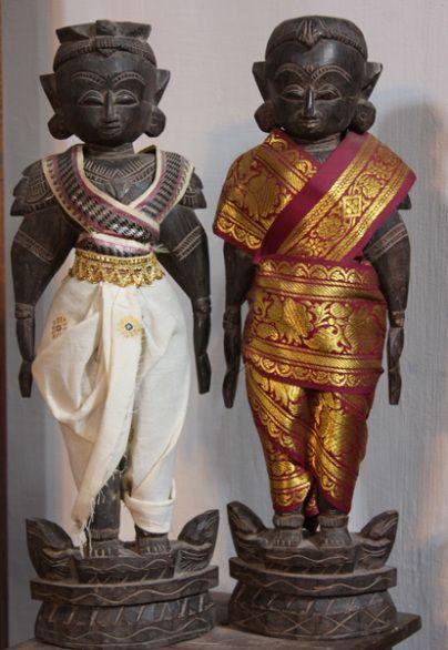 kanchipuram-shakuntala-jagannathan-museum wooden dolls anurag-mallick