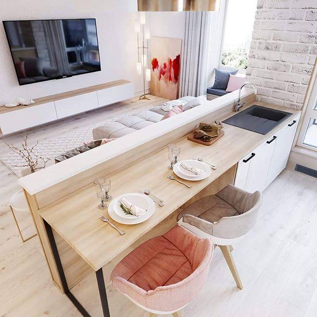 Smart Living #interior by Dima Kravtsov & Alina Buligina.  #interiør #interiors #interiores #interiordesign #interiorideas #interiorinspiration #interiorblog #interiorstyling #interiorstyle #designinterior #designporn #designplusmag #designinspiration #designideas #interiordecor #interiordecoration #home #living #apartment #designed #designers