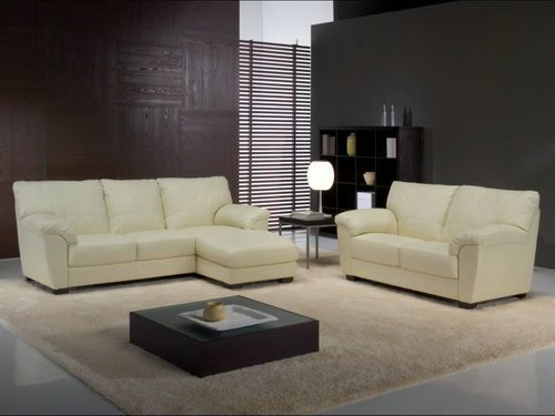 88 Best Images About Leather Sofas On Pinterest | Modern Leather