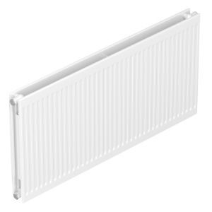 #Barlo Round Top Type 21 Double Plus Panel #Barlo Round Top Type 21 Double Plus Panel Radiator White (H)400mm (W)1200mm.This panel radiator is constructed from two panels and one convector which produces nearly as much heat output as a double but with the plus side of being narrower. (Barcode EAN=5034110161370)