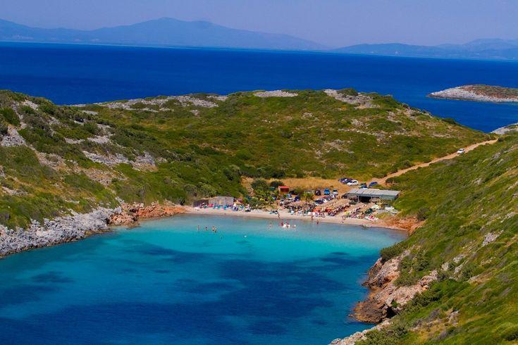 Livadaki Beach bar In Samos