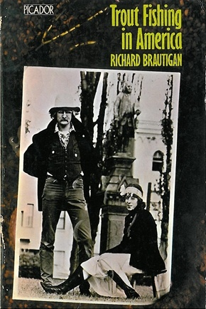 Trout fishing trout and in america on pinterest for Trout fishing in america richard brautigan