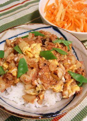 子供大好き♪コンビーフポテト丼 ---- Corn Corned Beef Potato Don by Moj