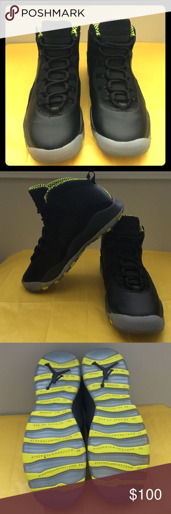 Lowest Price Nike Lebron 12 Fluorescence Green Black White 65084