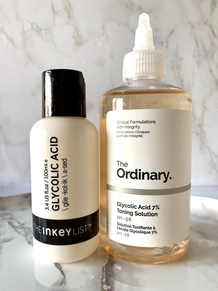 The Inkey List vs. The Ordinary: Anti-Aging-Hautpflege mit kleinem Budget – Anti-Aging Skin Care