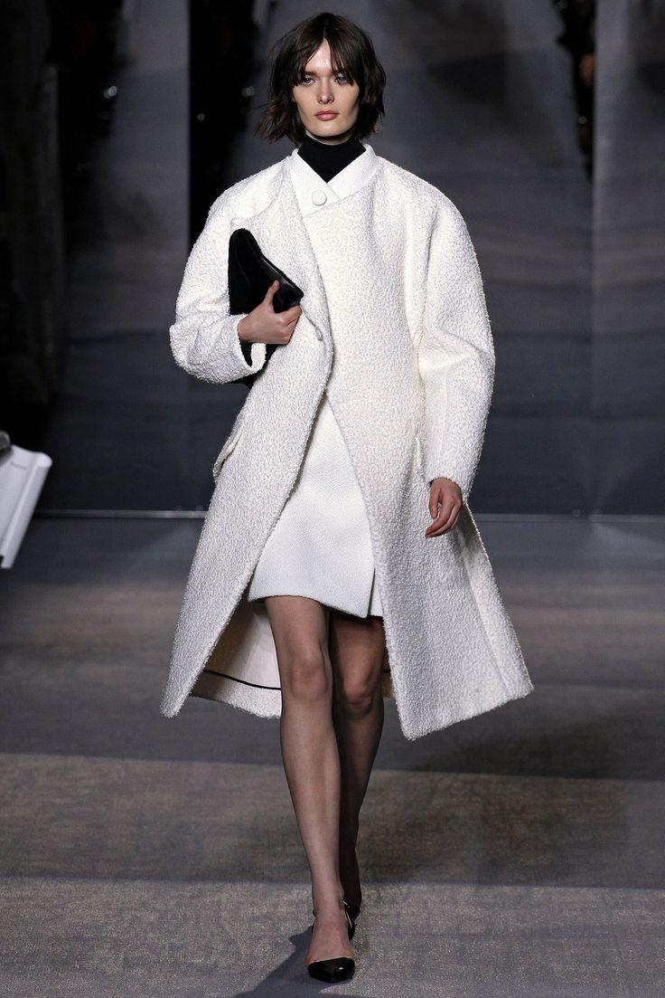 Proenza Schouler Fall 2013 Ready-to-Wear Fashion Show - Sam Rollinson