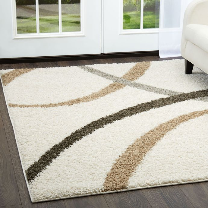 Mohawk Home Clipstone Area Rug On Bed Bath And Beyond With Images