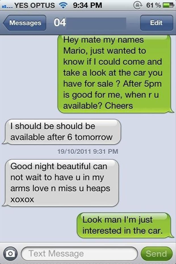 Sexting messages to a guy examples