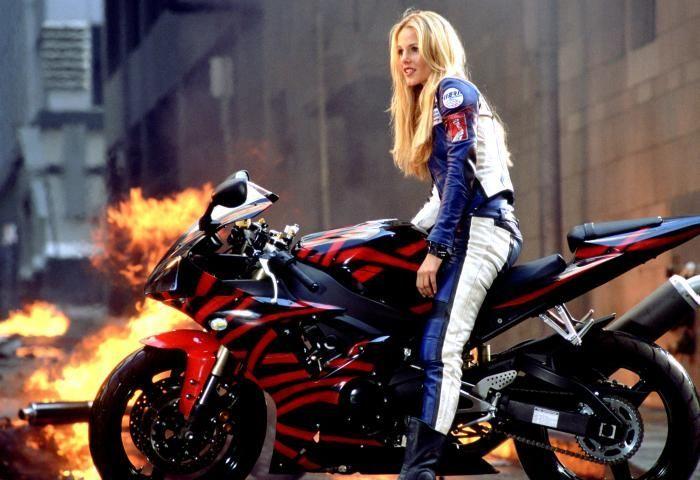 biker girl concept - Buscar con Google