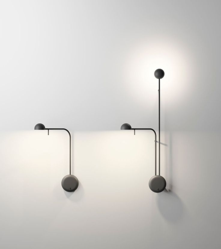Pin Light Collection by Ichiro Iwasaki for Vibia - Design Milk