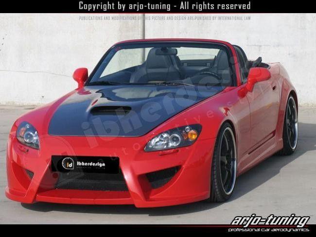 Honda S2000 Body Kits | Honda S2000 Atmo Body Kit - Honda S2000 Body Kits - Honda Body Kits ...
