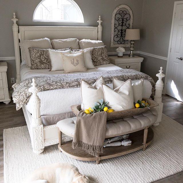 Best 25+ Rustic Chic Bedrooms Ideas On Pinterest