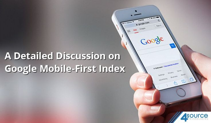 A detailed discussion on Google mobile-first index