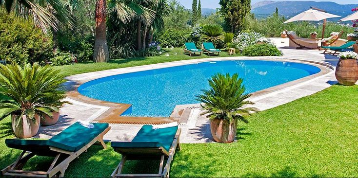 Looking for the next great destination for your vacationing desires? Well, today we have a place that is worth of spending a few days at. Today we get our first look at Carmella In Corfu, Greece, a beautiful home with room for 10. The home features five