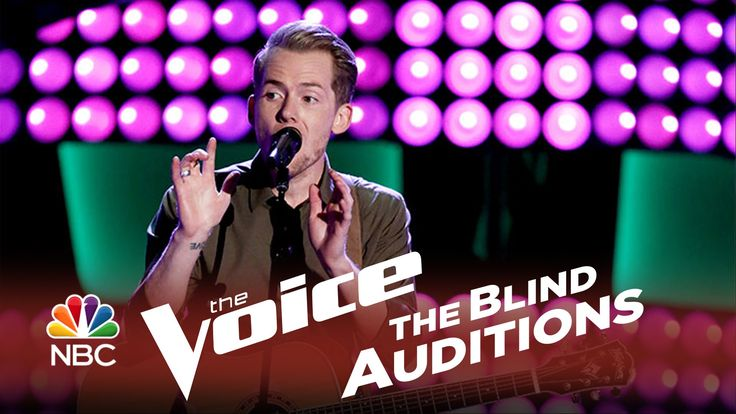 SWEATER WEATHER.  Hadn't heard this song before, but I love it.  The Voice 2014 Blind Audition - Taylor Phelan