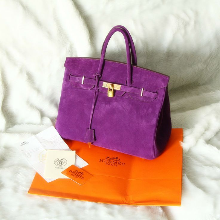 Ms Fashion Junkie - Hermes Birkin 35CM Bi Color Horseshoe Stamp ...