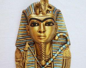 Máscara Faraó Tutancâmon